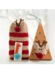 Šiltos kalėdinės kojinės