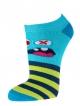Linksmos neslystančios kojinės