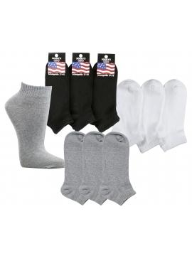 Trumpos kojinės, 3 poros