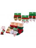 Kalėdinės kojinės su barškučiais